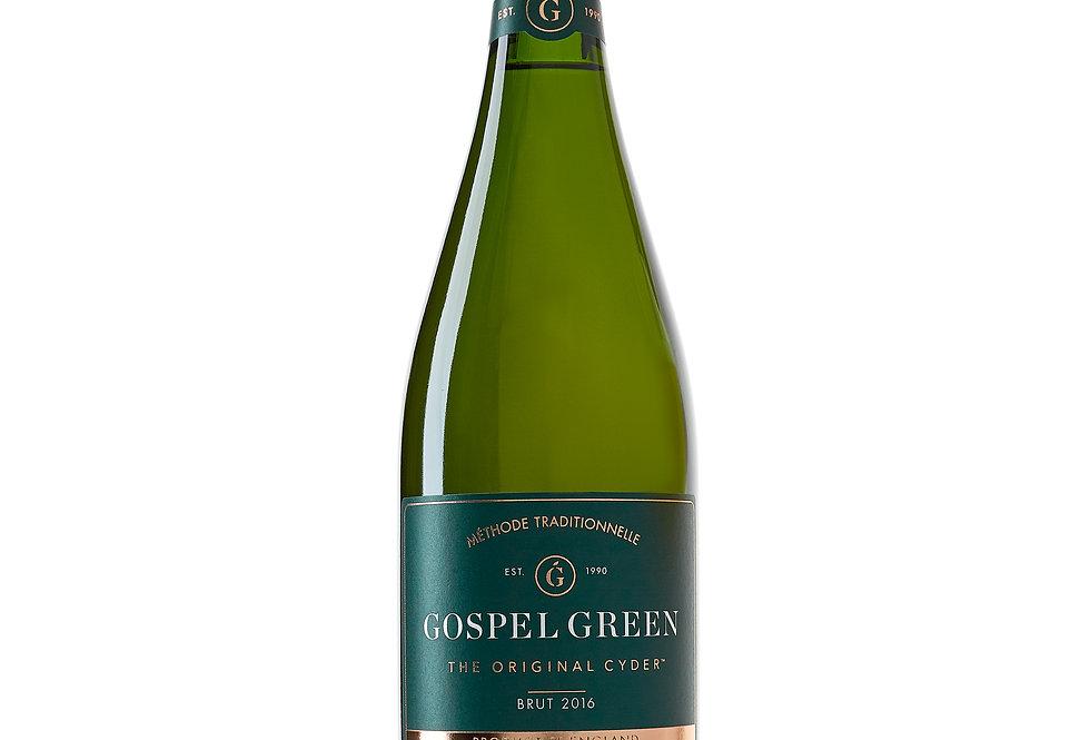 Gospel Green BRUT Cyder 2016