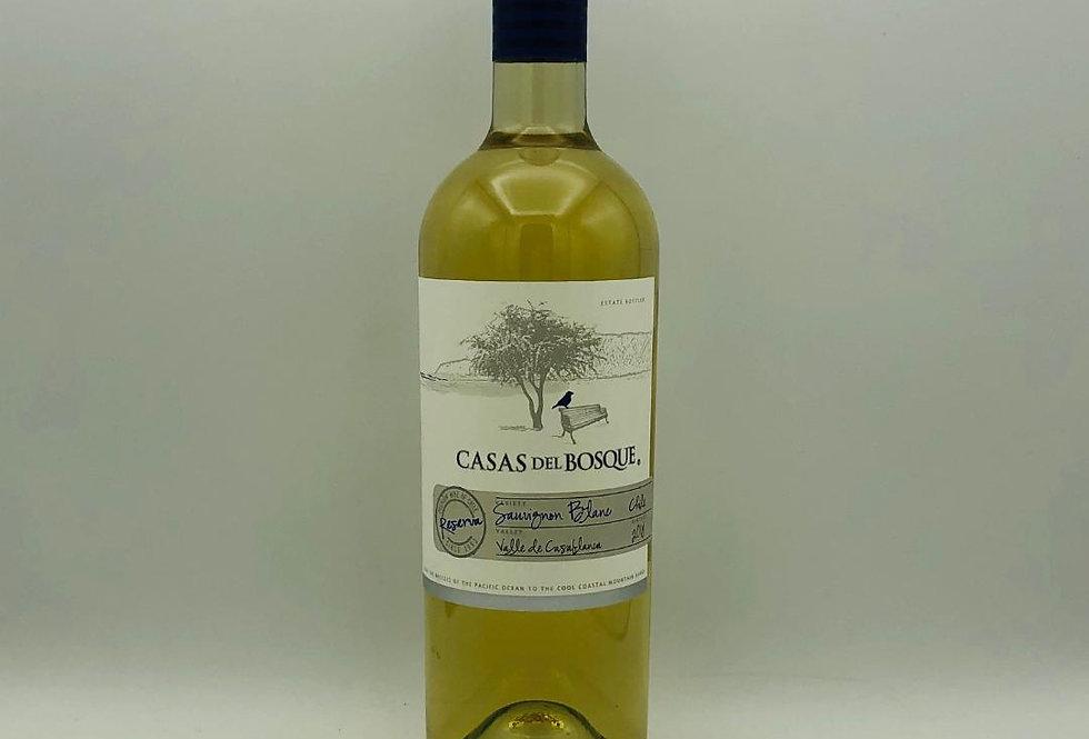 Sauvignon Blanc 2018 Casas Del Bosque. Chile
