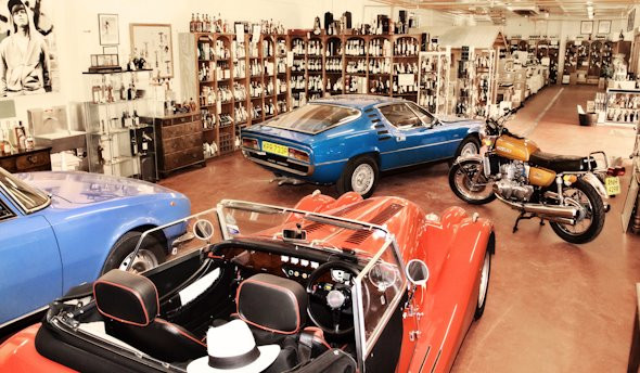 Classic OPF cars