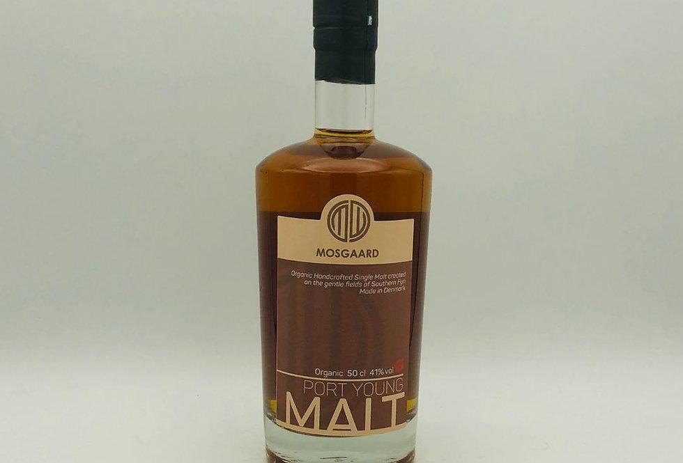 Whisky : Port Young Malt Danish.