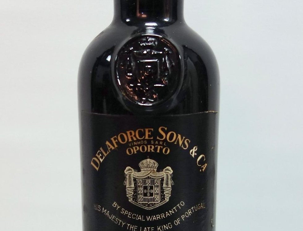 Port : Delaforce 1970 Vintage Port