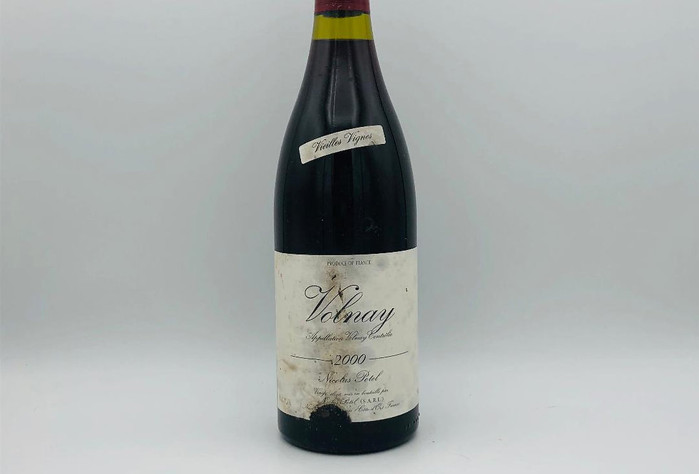 Burgundy : Volnay Vieilles Vignes 2000 Nicolas Potal