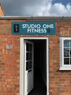 Studio One Fitness shop sign.jpg