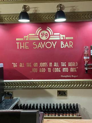 Savoy Quote