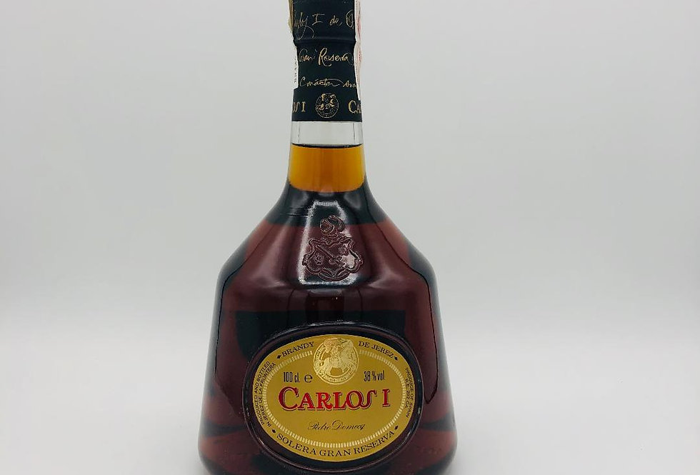 Brandy : Osborne Carlos I Solera Gran Reserva 1 litre