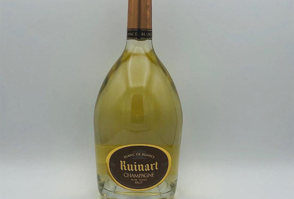 Champagne : Ruinart Blanc de Blancs Brut (nv)