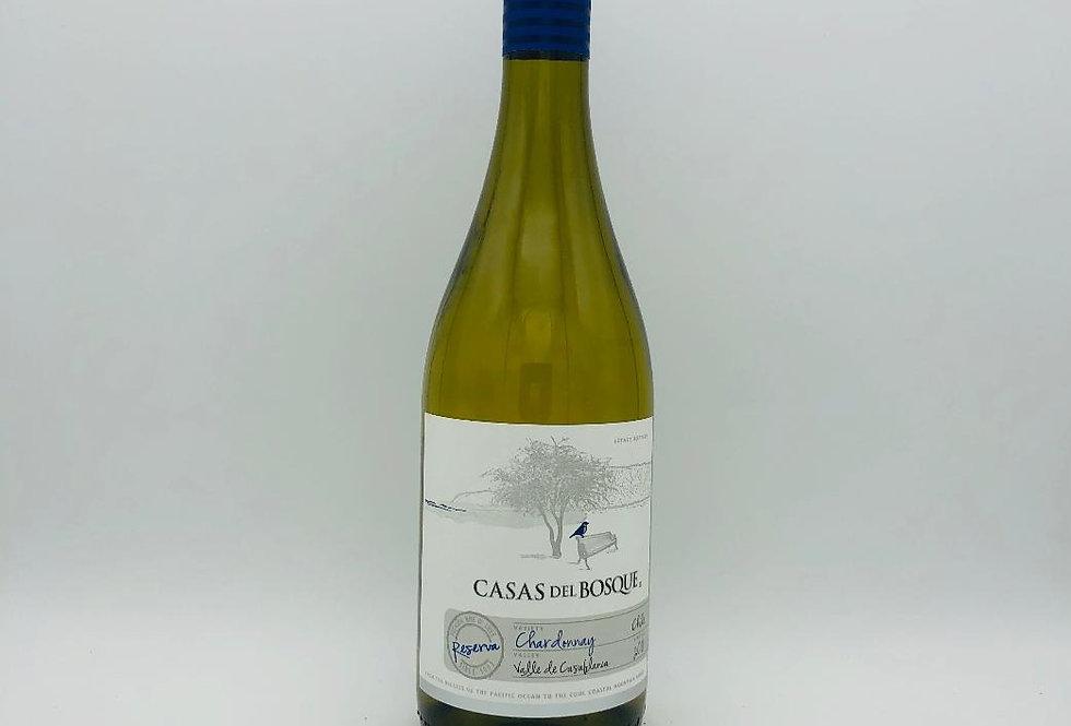 Chardonnay Reserva 2017 Casas Del Bosque