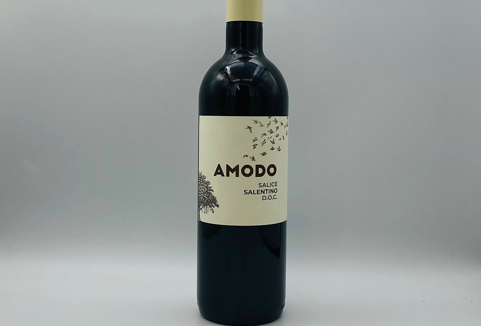 Red : Amodo Salice Salentino 2018