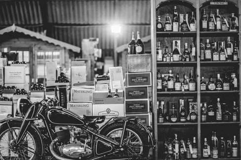 Old bikes in store too