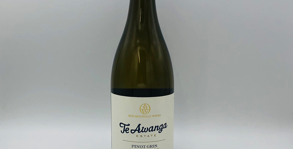 White : Te Awanga Estate, Pinot Gris, 2016 Hawke's Bay