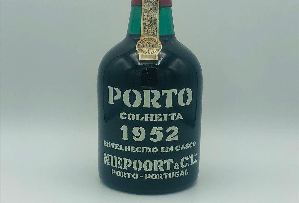 Port : Niepoort, Colheita 1952