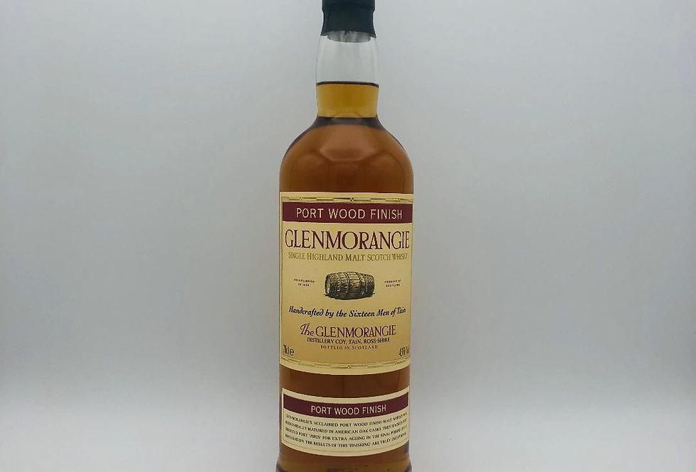 Whisky : Glenmorangie Port Wood Finish, Single Highland Malt Scotch Whisky