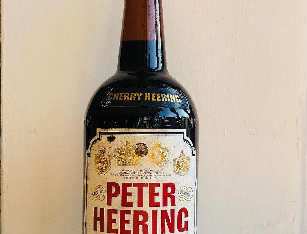 Cherry Heering liqueur 1970