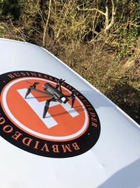 BMB drone pad
