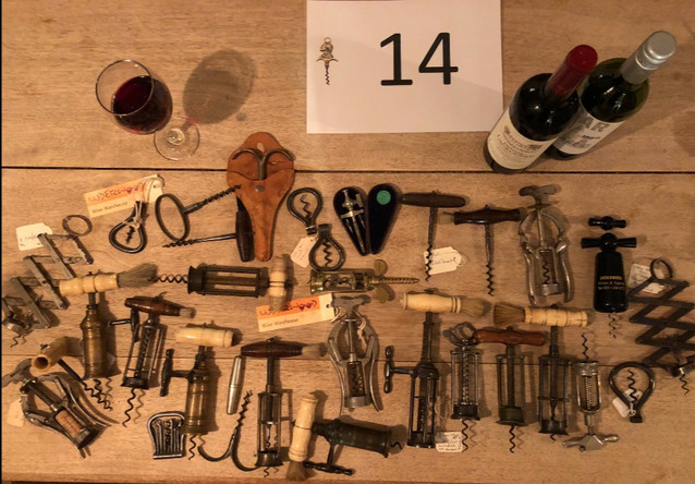 corkscrew collection