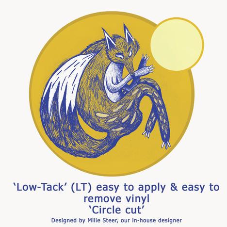Low Tack (LT)
