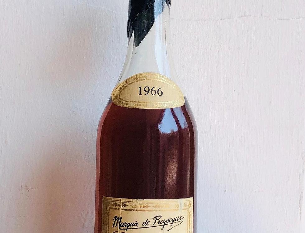 Armagnac Marquis de Puysegur Vintage 1966
