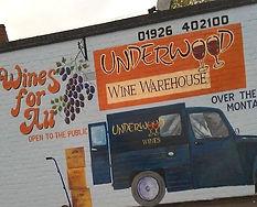 Underwoods very own Banksy