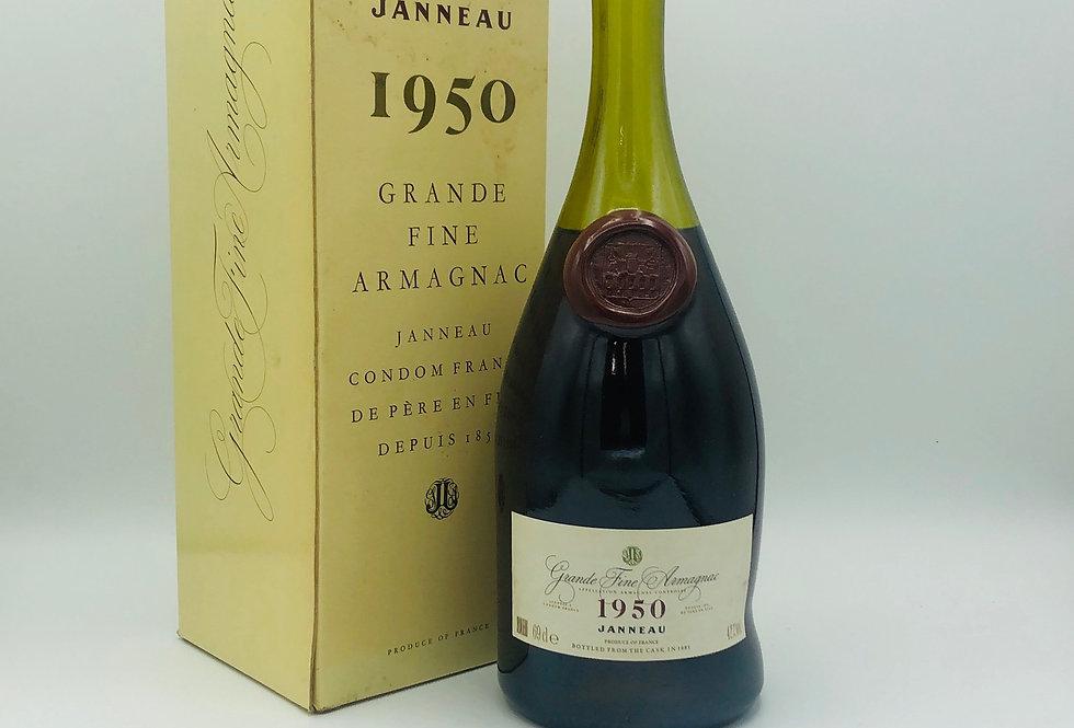 Armagnac : 1950 JANNEAU 'Grand Armagnac' Bottle (69cl)