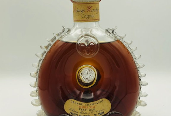 Remy Martin Louis XIII Cognac late 1950s to 1960s