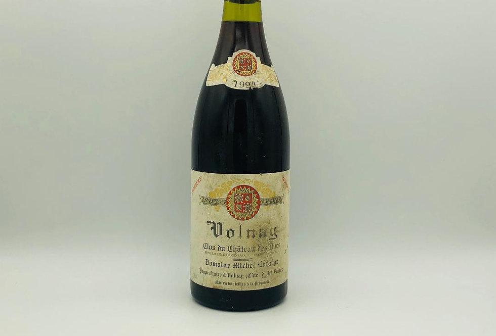 Burgundy : Volnay Clos du Chateau des Ducs 1994 Monopole Michel Lafarge