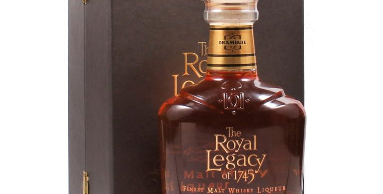 Whisky : Drambuie Royal Legacy 1745 Limited Edition