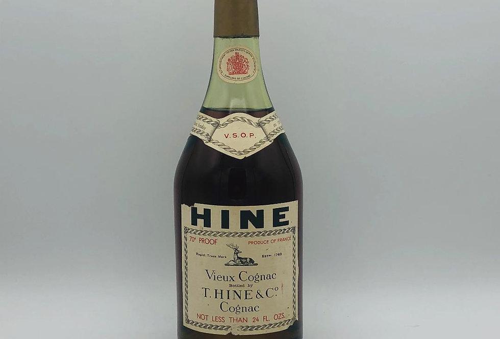 Brandy : Cognac Hine VSOP 1960's Vieux Vintage Cognac