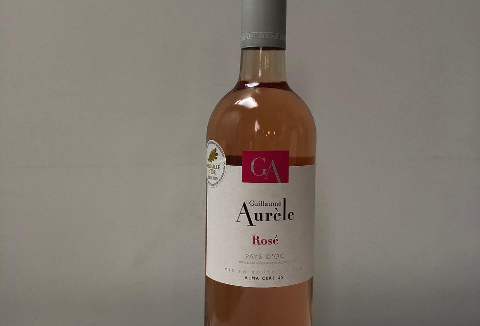 Rose : 2018 Aurele, France