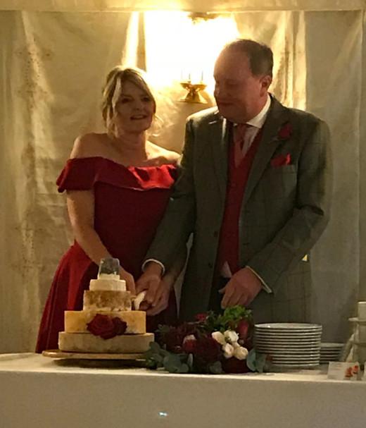 Underwoods Underwood wedding
