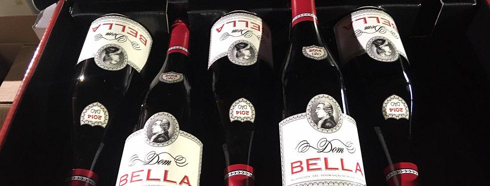 Red : Portuguese Dao Red Dom Bella 2014