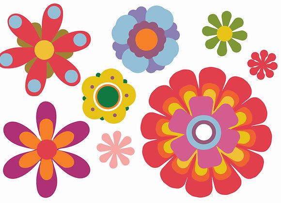 Flower Power Peeli Style