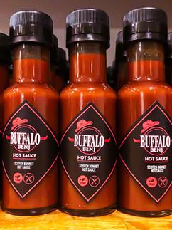 Buffalo Benj Hot Sauce