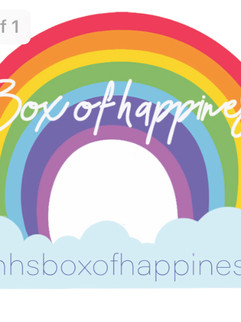 Box of happiness logo