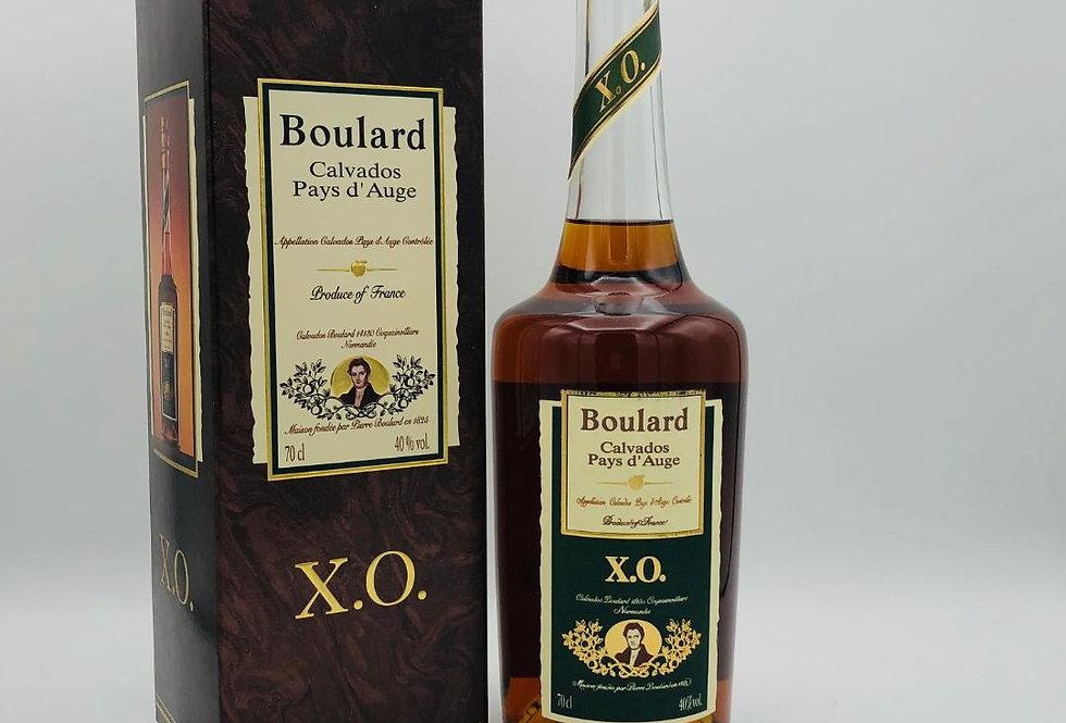 Brandy : Calvados Boulard XO