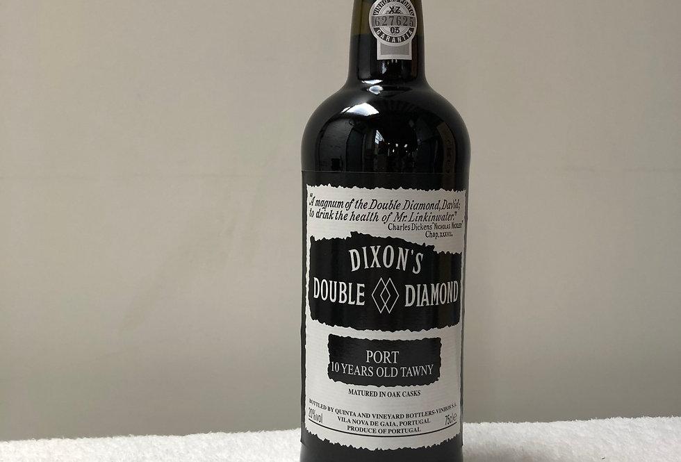 Port : Tawny Ten Year Old 'Dixon's Double Diamond