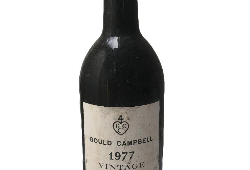 Port : Gould Campbell 1977 Vintage Port
