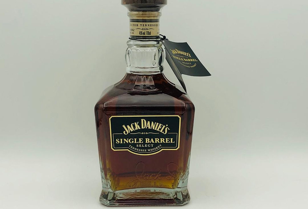 Whisky : Jack Daniels Single Barrel Select Tennessee Whiskey
