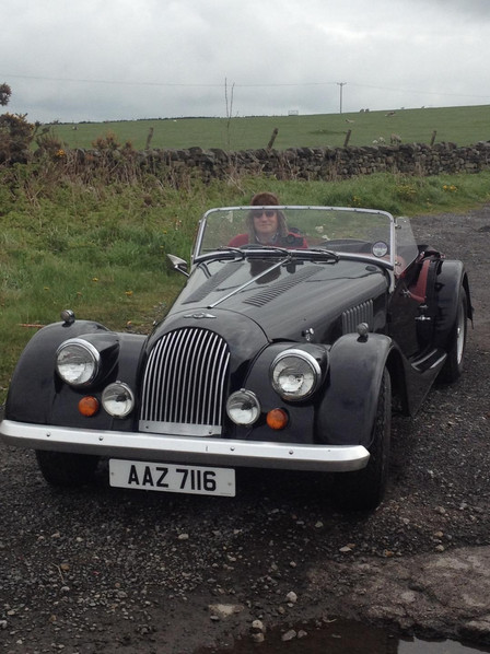 Morgan & Tim in Yorkshire
