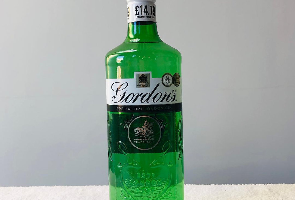 Gordons Special London Dry Gin 70cl