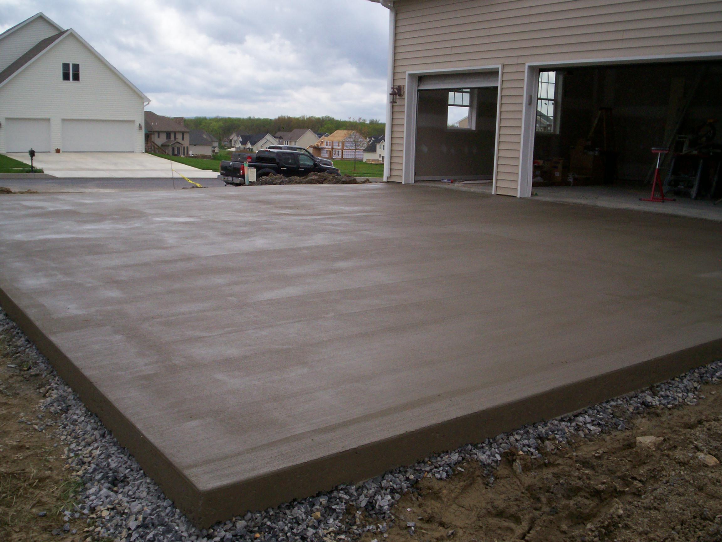 Driveway Dauphin County PA C&S Concrete