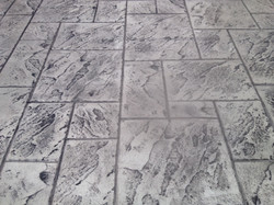 Stamped Concrete C&S Concrete Dauphin County PA