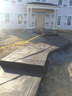 Walkway C&S Concrete Hershey PA 1