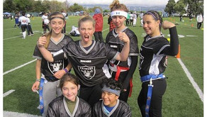Three Reason's Flag Football is a Great Sport for Girls! (and everyone else too!)!