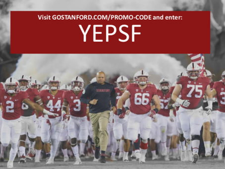YepSF Invited to play at Stanford