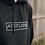 Thumbnail: Box Logo Hoodie - Black/White