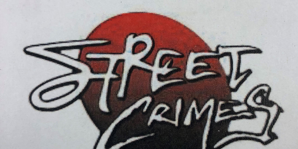Pat McCarthy's STREET CRIMES TRAINING