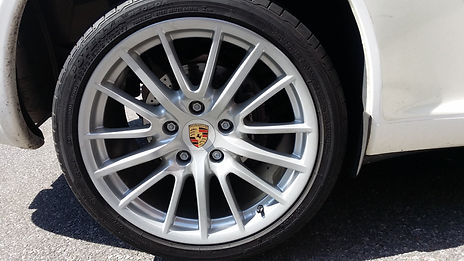 powder coating, rims, before and after, toms river, new jersey, best, cheap, durable, rims, ferrari, custom