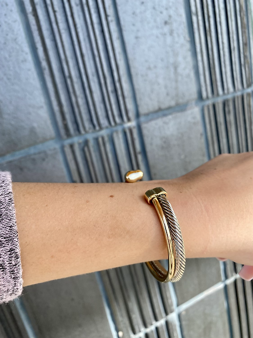 Yurman Cable Cuff