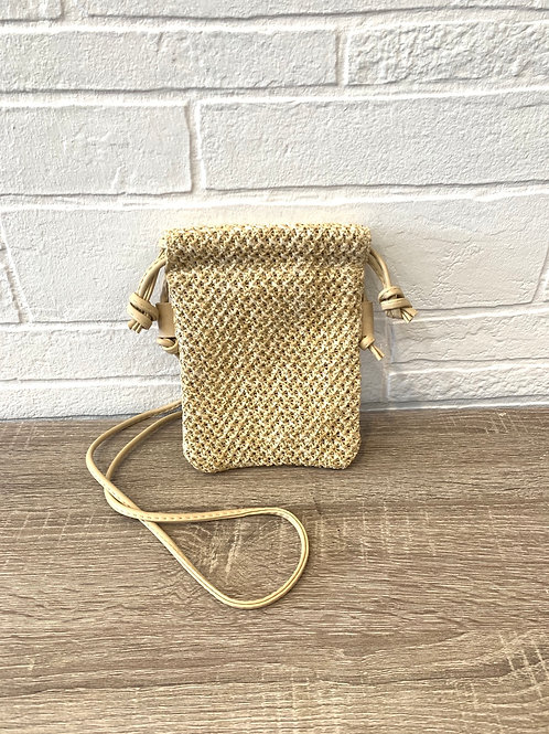 Travel Straw Crossbody