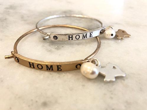 Texas Home Pearl Bracelet